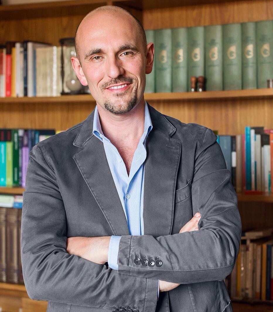 Francesco Grappone, psicoterapeuta a Roma prati