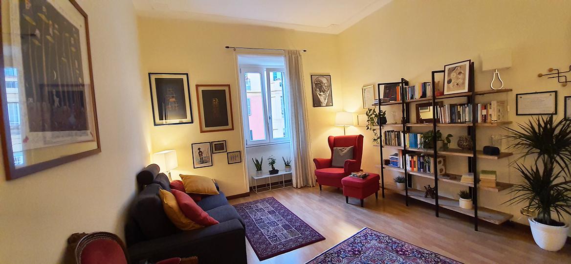 Psicoterapeuta a Roma Prati